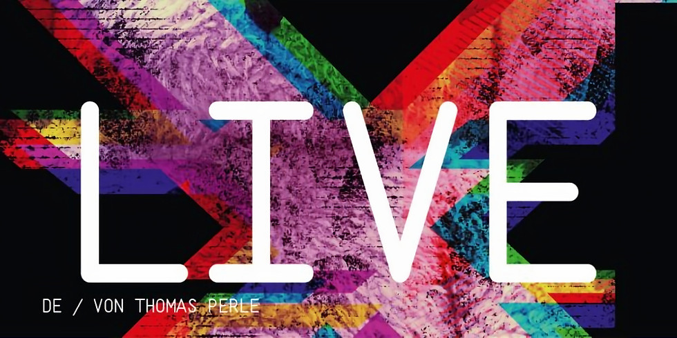 The RCI Digital Stage Presents:  LIVE by Thomas Perle