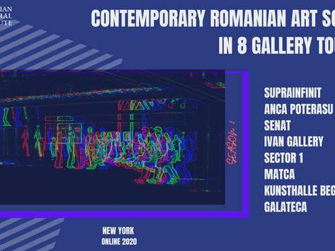 Contemporary Romanian Art Scene in 8 Gallery Tours  | SEASON 2