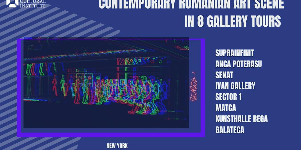 ART FRIDAYS: SENAT Gallery Tour
