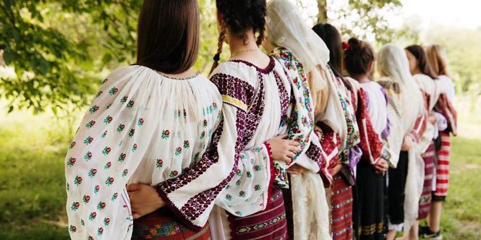 Romanian Blouse - Global Impact