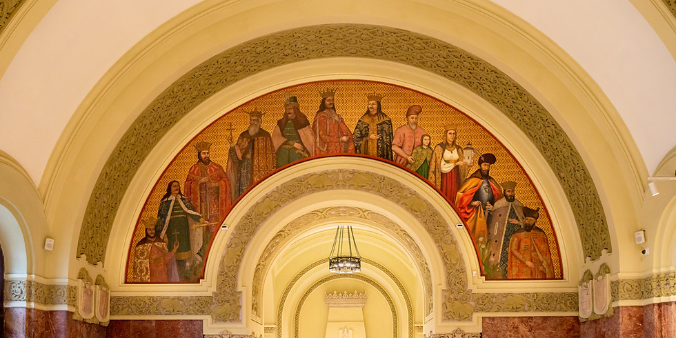 The Union Hall of Alba Iulia / The History of Romania in One Object