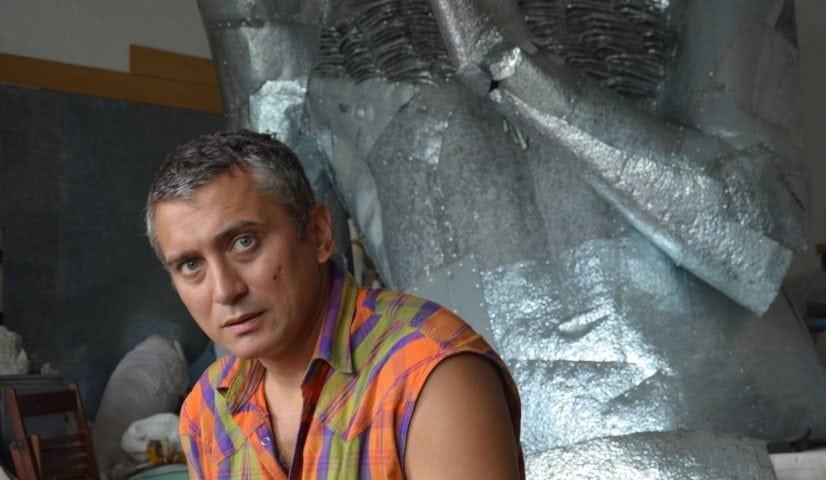 Art Fridays: Studio Conversations with Alexandru Rădvan