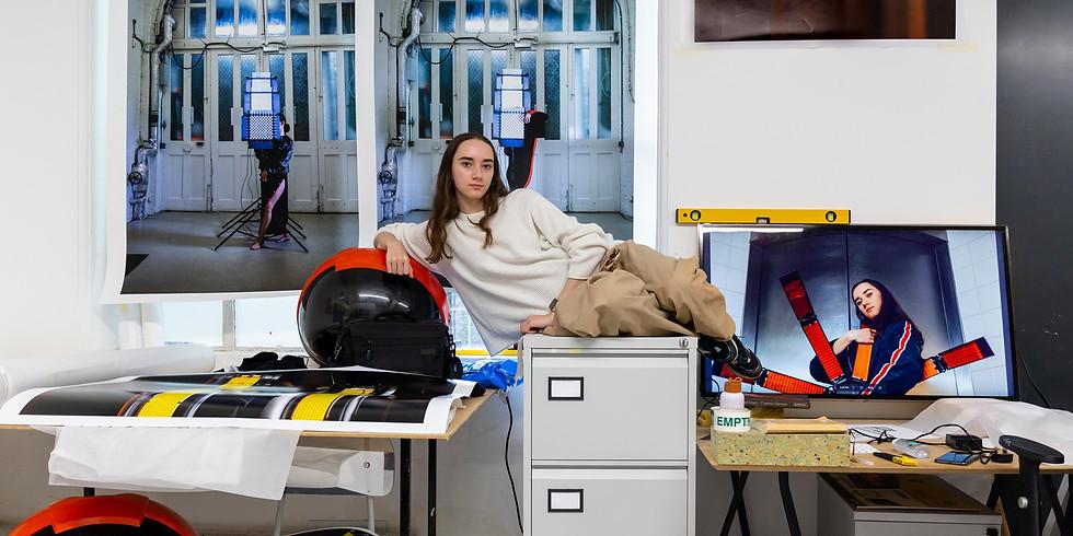 Art Fridays: Studio Conversations with Catinca Malaimare