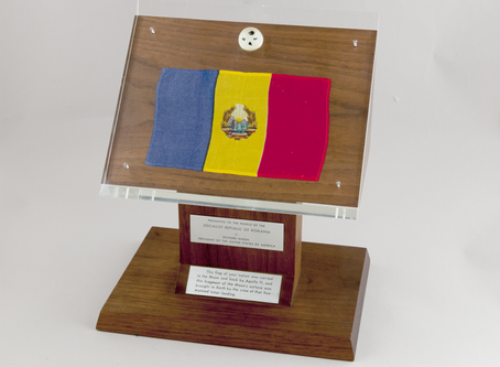 The History of Romania in One Object / The Lunar Gifts of President Nixon