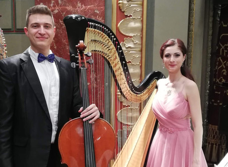 A Dreamy Respite at the Enescu Soirees Online