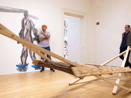 Contemporary Romanian Art Scene in 7 Gallery Tours   E7/7: /SAC