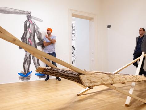 Contemporary Romanian Art Scene in 7 Gallery Tours | E7/7: /SAC