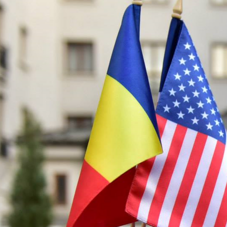 Mircea Geoană and Mark Gitenstein on Diplomatic Relations between Romania and the U.S. Post-1989