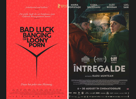 Two Romanian US Premiers at the 59th Edition of New York Film Festival