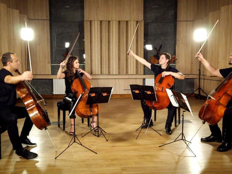 PlaCello Ensemble: Overtures to (Re)Open Everything