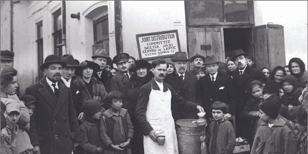 100 Years of Saving Lives: American Jewish Joint Distribution Committee in Romania