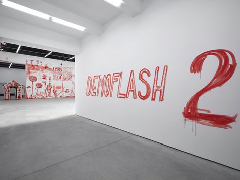 Contemporary Romanian Art Scene in 7 Gallery Tours | E5/7: NICODIM GALLERY