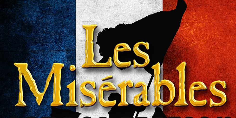 Les Miserables Musical Tickets-General Admission