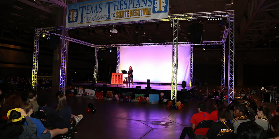 Texas Thespian State Festival