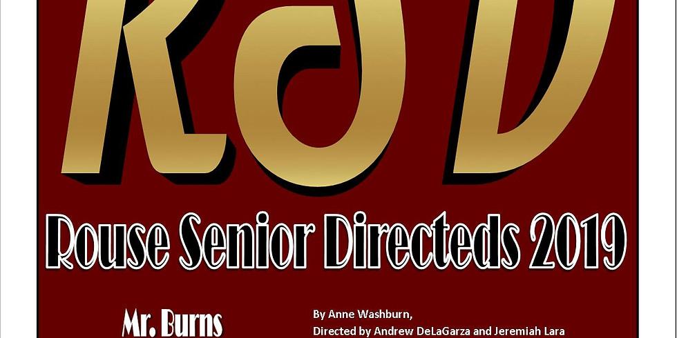 Senior Directed Showcase