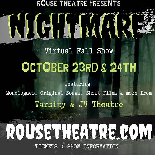 Nightmare-Virtual Fall Show
