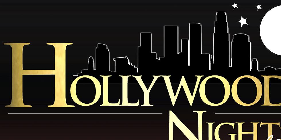 Hollywood Night 4/3/19 6PM