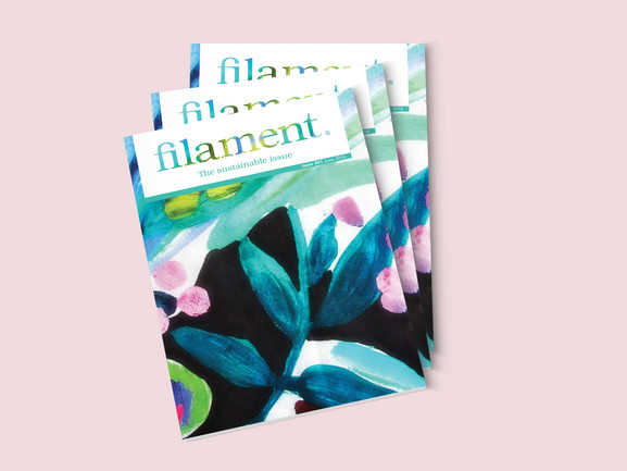 filament. Cover