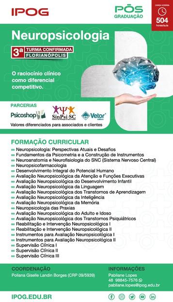 Curso Esp de Neuropsicologia (IPOG)