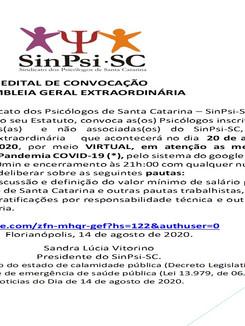 Assembleia Geral discute Piso e Jornada de 30hs