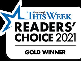 Peterborough This Week - 2021 Reader's Choice Awards