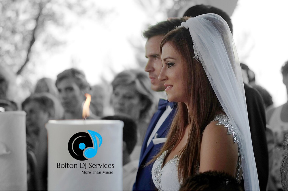 Ceremony Music with Bolton DJ Services