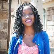 Joan Nduta Projects Coordinator Water Kiosk