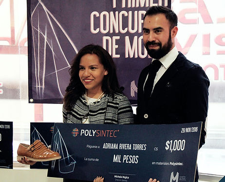 Adriana Rivera Torres, ganador, Zapatos de Hobres, Hecho de Mano, Artcalzadomx, mexico desigño