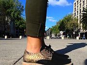 Colleción Rufina, Zapatos Mujer, hecho a mano, Adriana Rivera Torres, Desiño mexicano