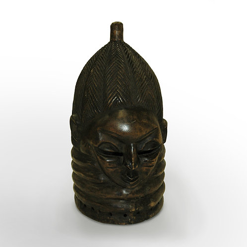 Mende Helmet Mask