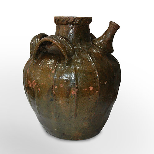 French Country Terracotta Water Jar