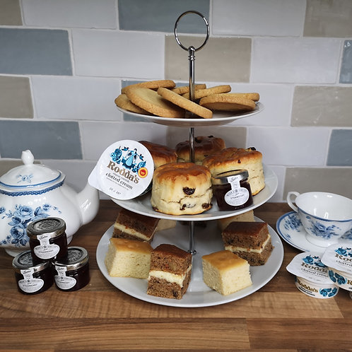 Route 1 Traditional Afternoon Tea Delivery