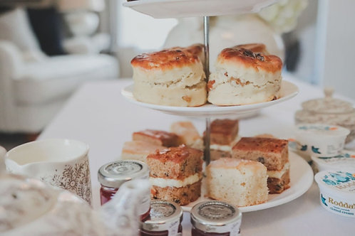 Afternoon Tea Gift Voucher *Delivery in Essex only*