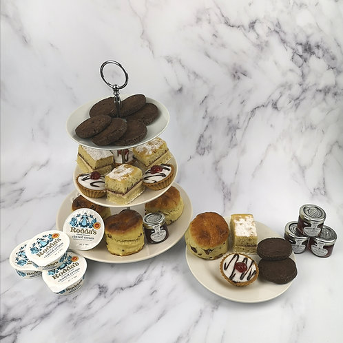 Route 1 Indulgent Afternoon Tea Delivery