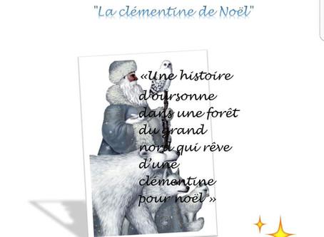 Conte de Noël - ALAE La fontaine 22 décembre 2017 17h-17h45