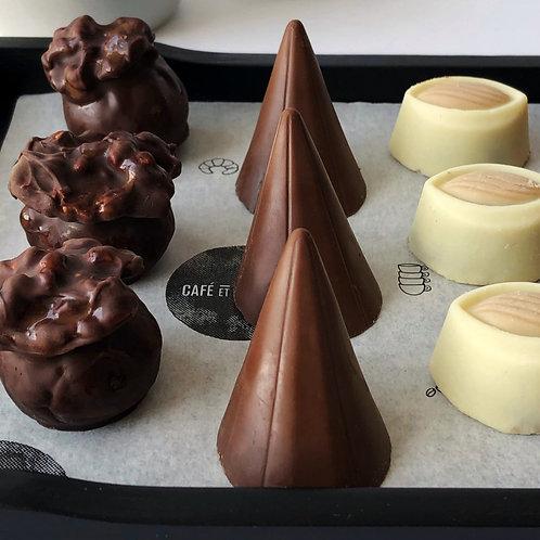 CONO DE CHOCOLATE