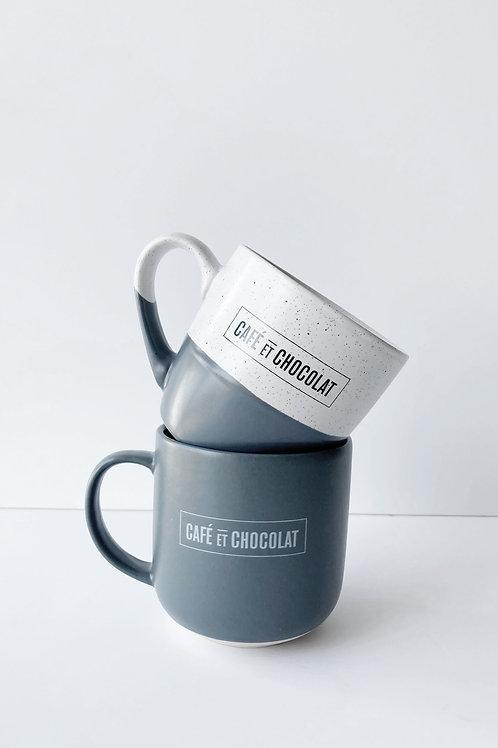 TAZA DE CAFE ET CHOCOLAT