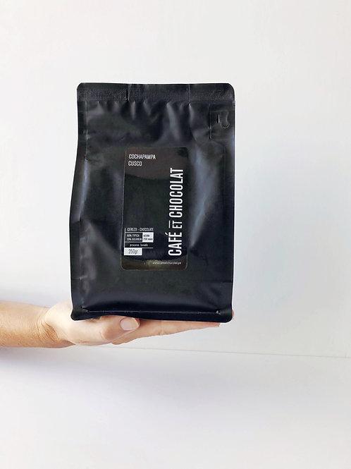 BOLSA DE CAFÉ EN GRANO