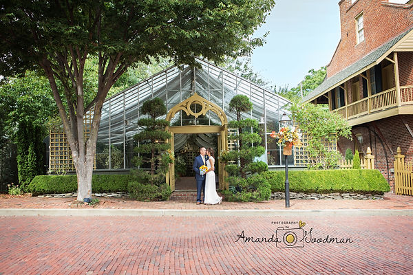 Wedding, the Conservatory at St. Charles