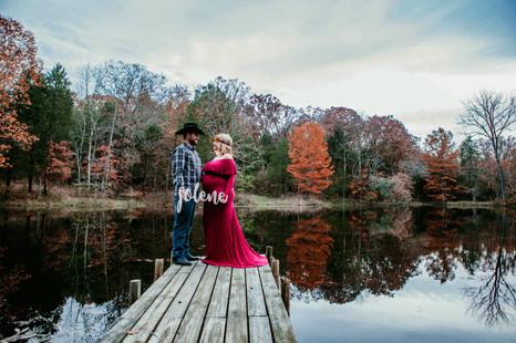Fall Maternity Photography