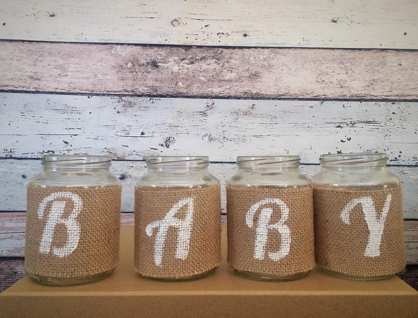 BABY JARS
