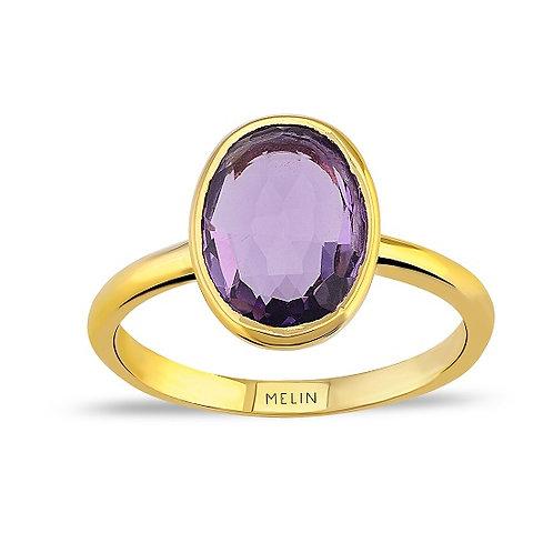 Brazilian Amethyst Ring