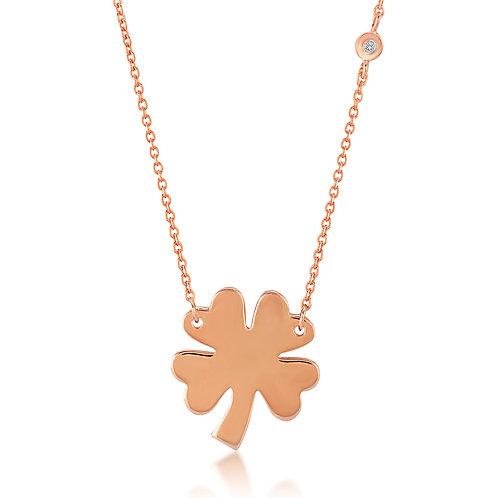 Diamond Lucky Necklace