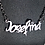 Thumbnail: Sterling Silver Name Necklace with 1 stone