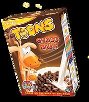 choco balls cereal