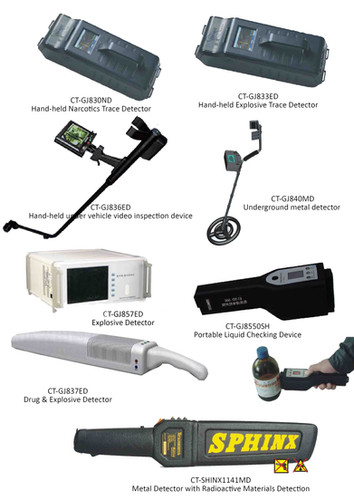 Various hand-held devices