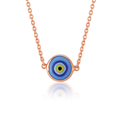 Good Luck Eye Necklace