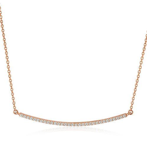 Gemstone Waterway Necklace