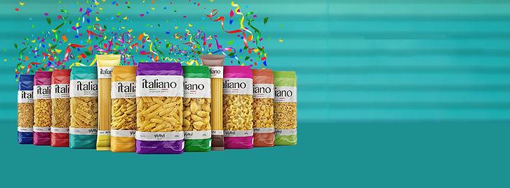 Italiano premium pasta