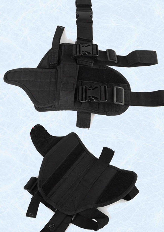 Tactical, left/right hand, drop leg holster